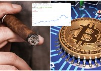 Cigar Company Changes Name And Says It'll Mine Bitcoin, Stock Jumps 2,233% In One Day