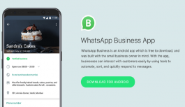 WhatsApp Has Just Released The WhatsApp Business App