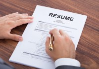 5 Things Not to Include When You're Writing a Resume