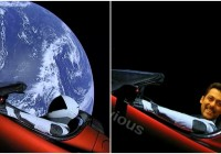 SpaceX Sent Starman Into Space In A Tesla, And Spawned Thousands Of Memes