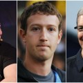 elon musk mark zuckerberg tim cook