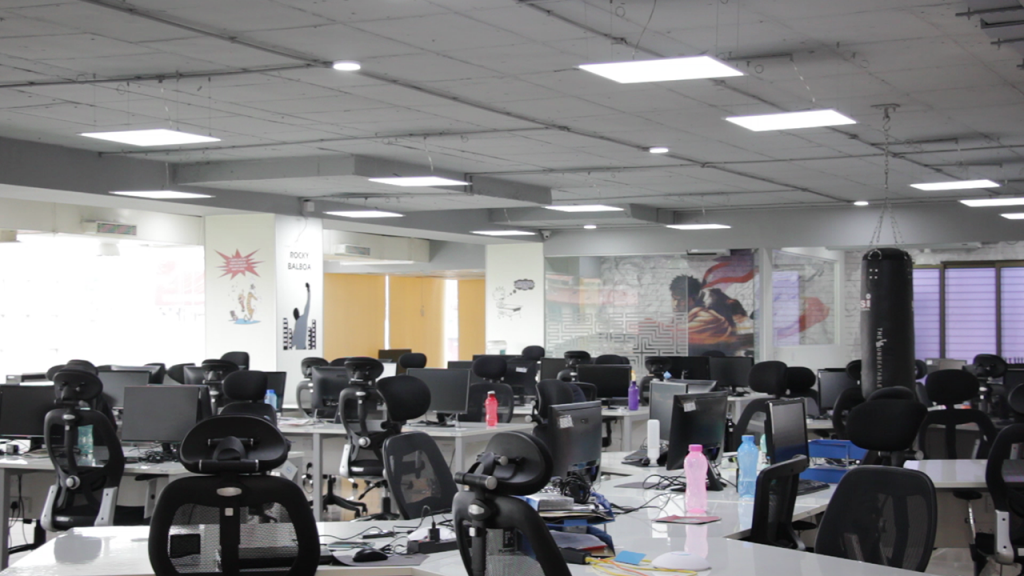 playsimple office bangalore