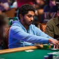 Vivek Rajkumar is India's top winning player from live tournaments. Source