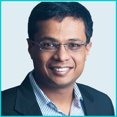 sachin bansal net worth 2018
