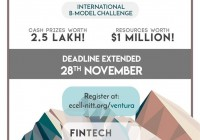 NIT Trichy Announces Ventura'19, Its International Business Model Challenge