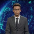 ai news anchor china