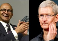 Microsoft Has Just Gone Past Apple To Become The Most Valuable Company In The World