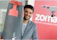 Zomato Has Just Acquired A Drone Startup To Work On Drone Deliveries