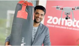 Zomato Says It Has Successfully Tested Its Drone Technology For Deliveries