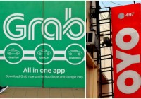 Ride-hailing Company Grab Invests Rs. 730 Crore In Oyo Rooms