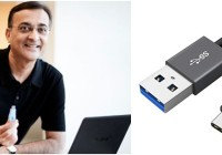 The Story Of Intel's Ajay Bhatt, Who Invented The USB That We Use Everyday