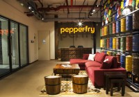 Pepperfry Brings Out All Its Design Chops In Its Office In Mumbai