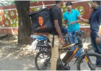 Swiggy Says It Is Now Delivering 15 Lakh Orders A Month On Cycles