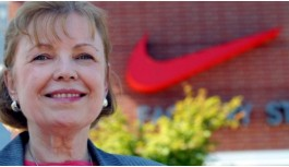 How The Creator Of Nike's Logo Was Paid Just $35 For Her Work, But Ended Up Becoming A Millionaire Anyway