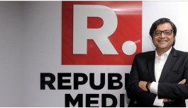 Arnab Goswami's Republic TV Is Now Valued At Rs. 1200 Crore