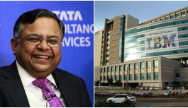 TCS Is Now More Valuable Than Global IT Giant IBM