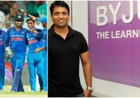 Byju's To Replace Oppo On Team India's Jerseys, Will Become First Indian Startup To Sponsor Indian Cricket Team