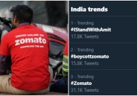 Zomato Wins Both Praise And Brickbats For Response To Customer Who Wanted A Non-Muslim Delivery Partner