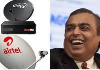As JioGigaFiber Looms Large, Dish TV And Airtel TV Could Merge By The End Of The Month: Report