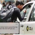 penalty for cab aggregators for cancelling rides