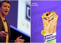 Former Uber CEO Travis Kalanick Invests In Faasos' Parent Company