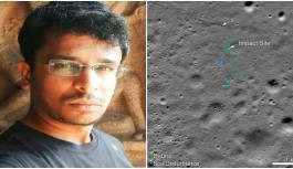 A Chennai Techie Has Found ISRO's Vikram Lander Using Only His Laptop And An Internet Connection