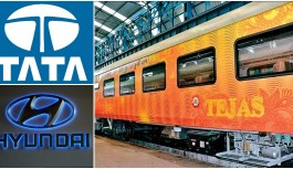 Tata, Hyundai And Adani Have Expressed Interest In Running Private Trains In India