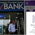 phonepe other apps outage yes bank