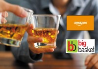 Amazon, Big Basket To Begin Delivering Alcohol In West Bengal