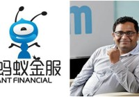 "Have ""Significant Influence"" Over Paytm's Parent Company: China's Ant Group In IPO Filing"