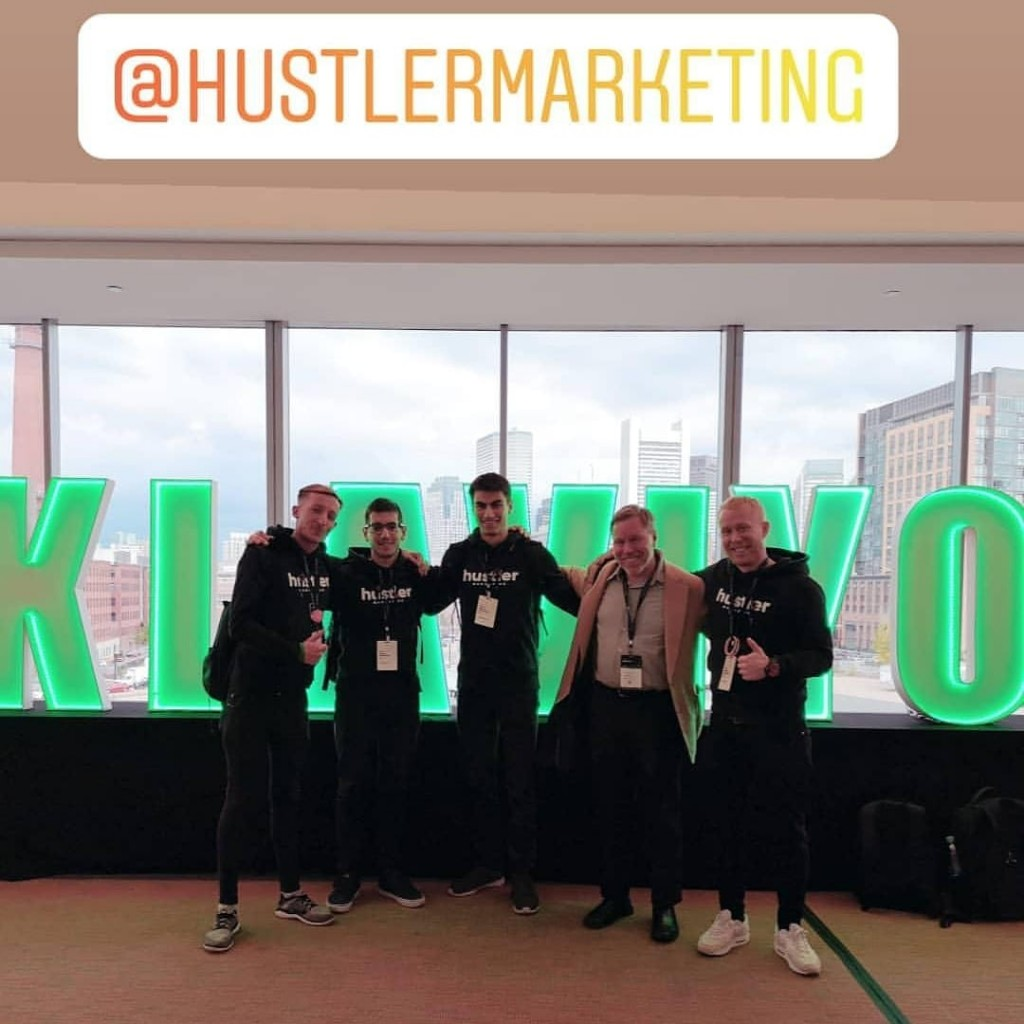 Klaviyo email marketing experts hustler marketing