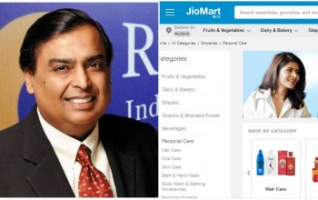 reliance jiomart electronics